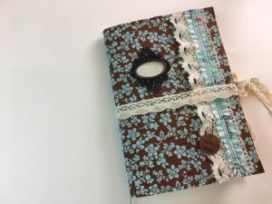 Fabric Bible Themed Junk Journal