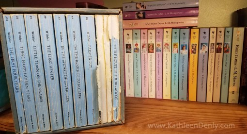 Little House & Anne Book Sets w Watermark
