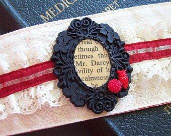 Mr Darcy Cuff Bracelet