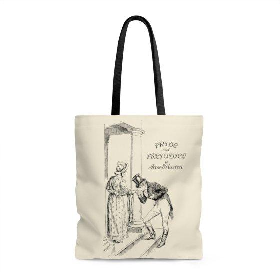 Pride & Prejudice Tote Bag