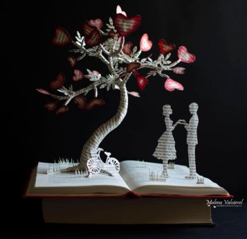 The Tree of Love Book Art