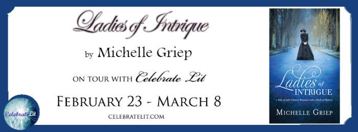 Ladies of Intrigue FB Banner