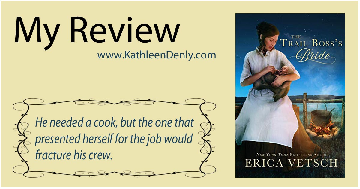 My Review - The Trail Boss's Bride