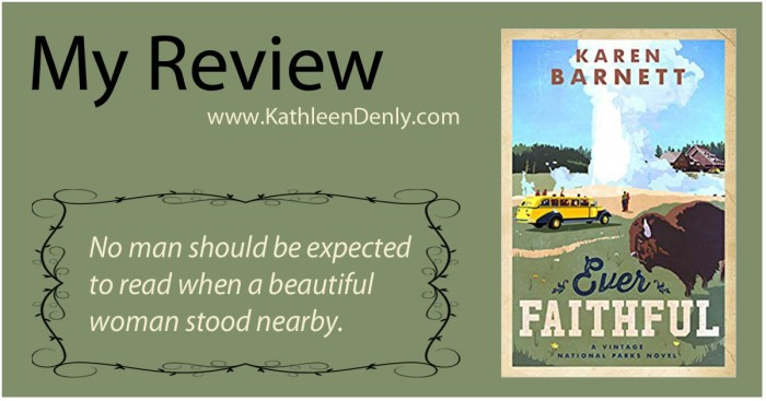 My Review - Ever Faithful