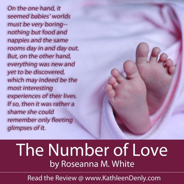 Book Quote - The Number of Love - Babies