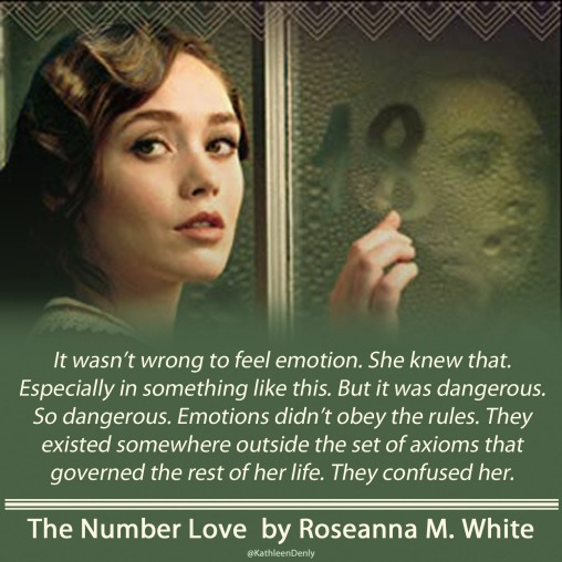 Book Quote - The Number of Love
