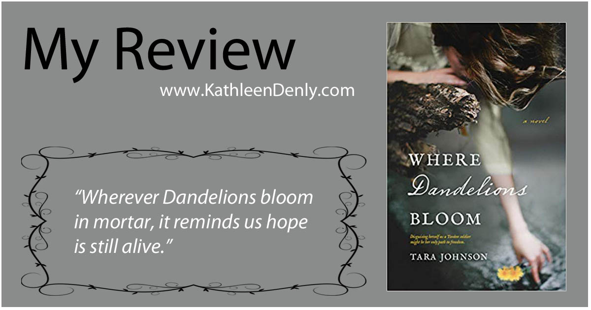 My Review - Where Dandelions Bloom